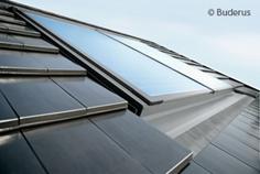 Buderus Solarzellen